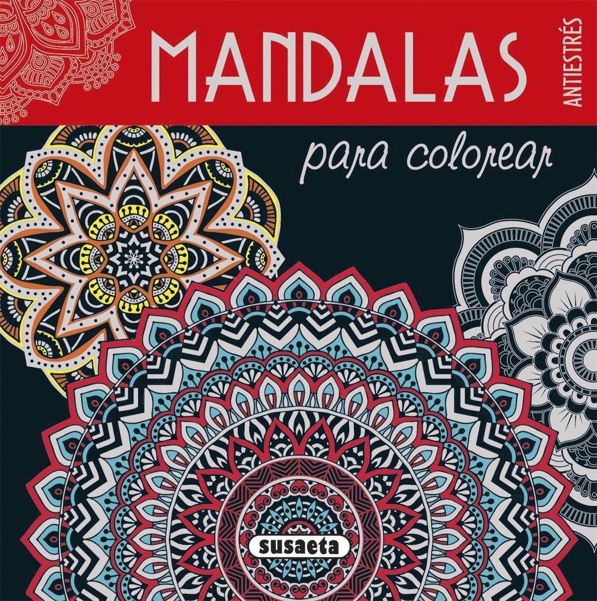 Mandalas para colorear 9788467746303