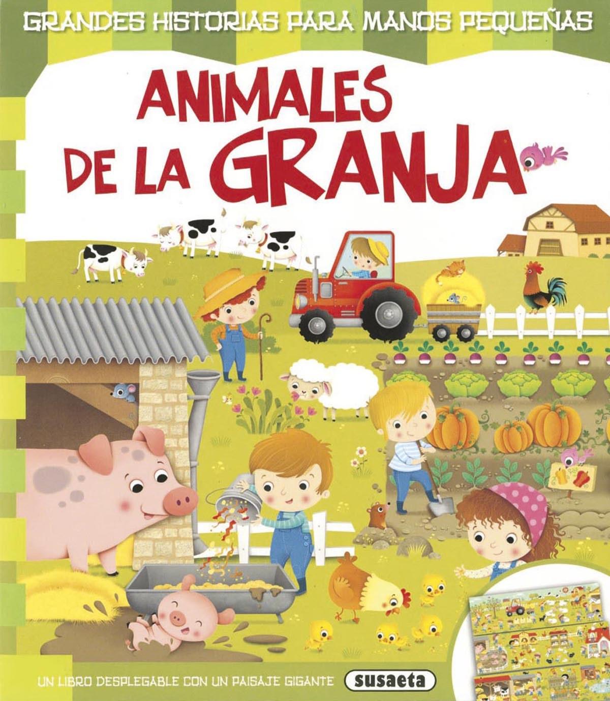 Animales de la granja 9788467746990
