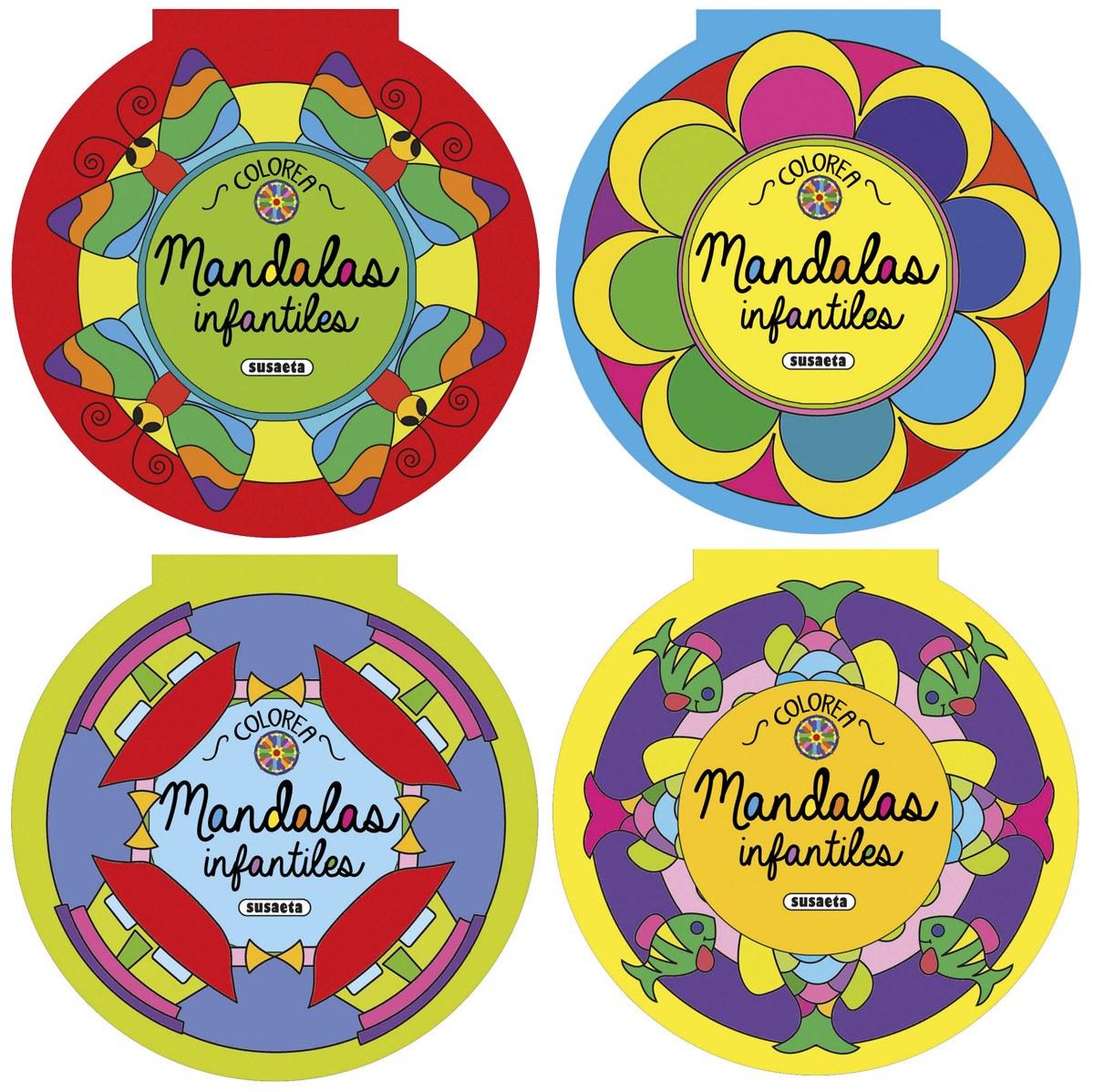 Mandalas infantiles 9788467747911