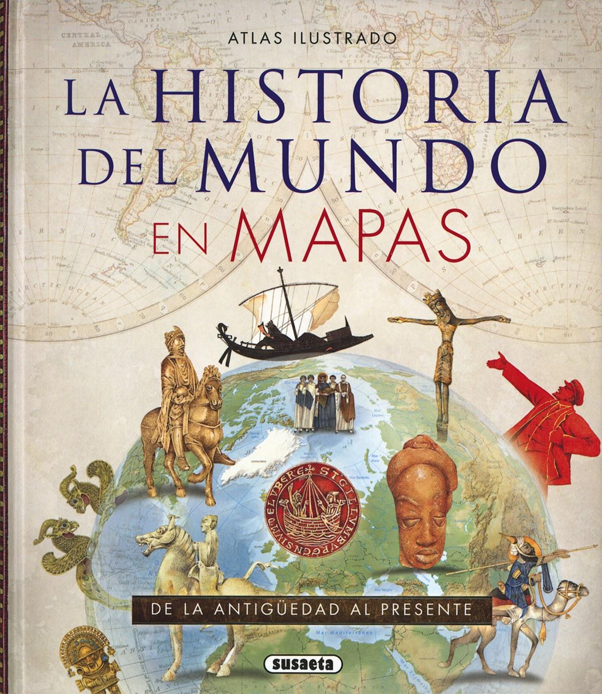 Historia del mundo en mapas 9788467747928