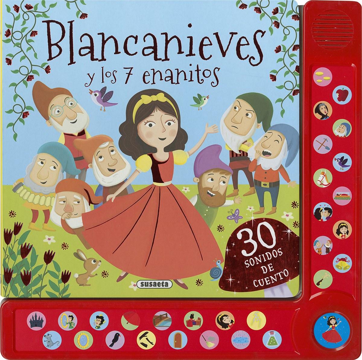 Blancanieves y los 7 enanitos 9788467748505