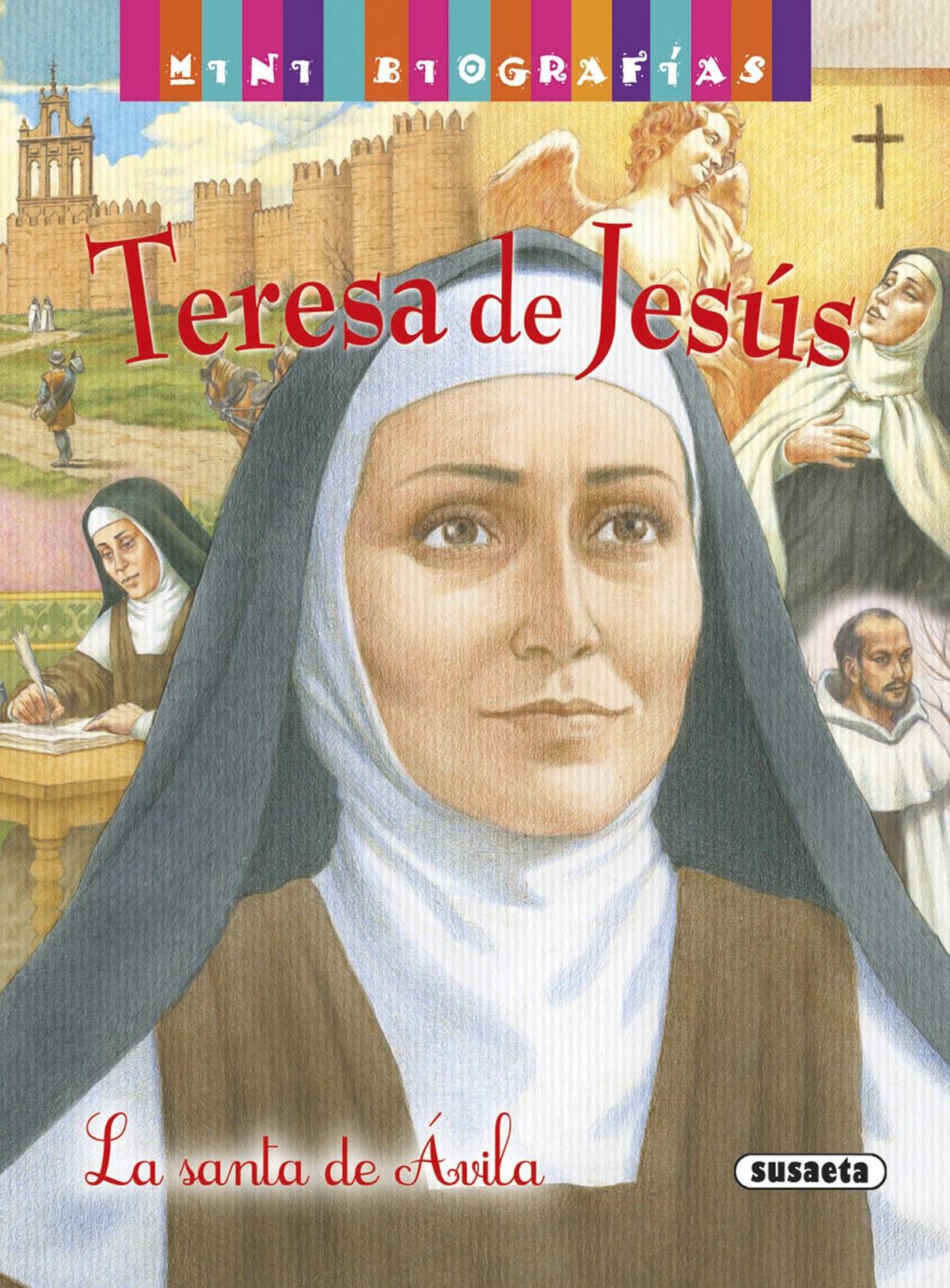 Teresa de Jesús 9788467748789