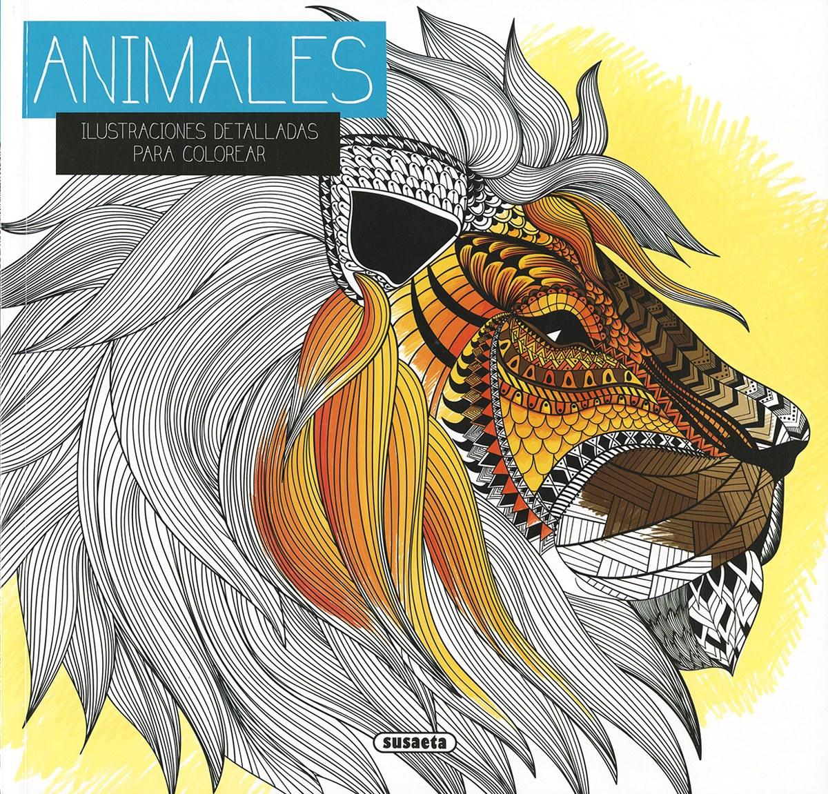 Animales 9788467749762
