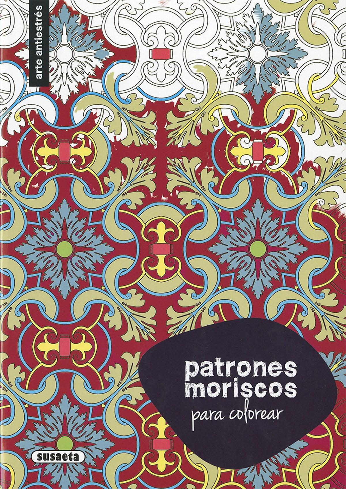 Patrones moriscos colorear 9788467750331
