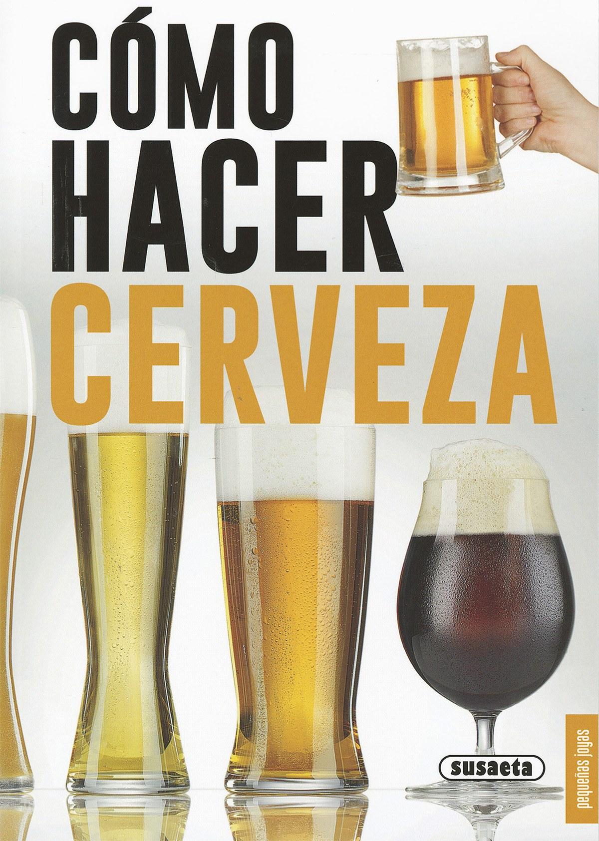 Cómo hacer cerveza 9788467750409