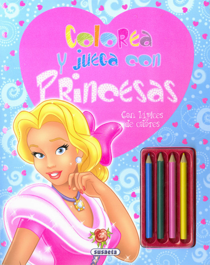 Con lápices de colores 9788467751451
