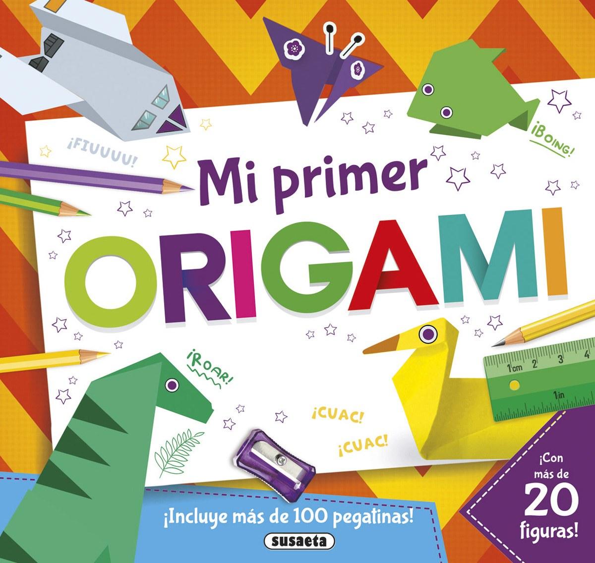 Mi primer origami 9788467751581
