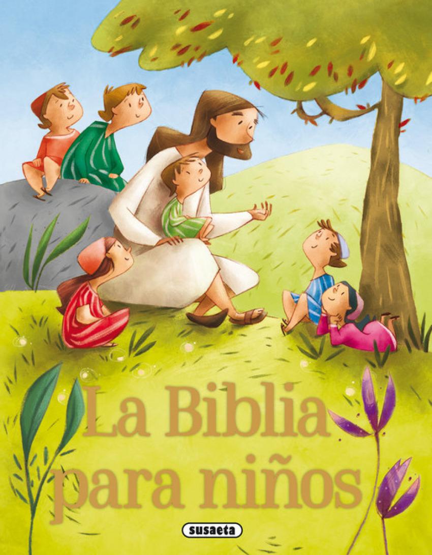 La biblia para niños 9788467752373