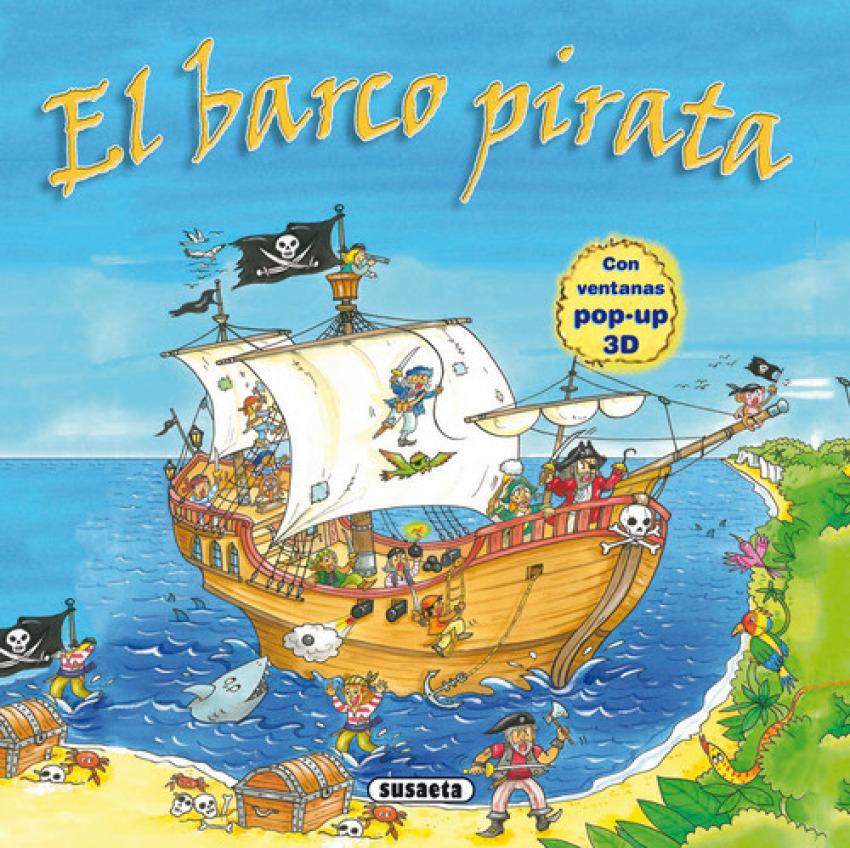 EL BARCO PIRATA 9788467752977