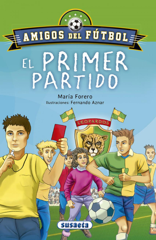 EL PRIMER PARTIDO 9788467756623