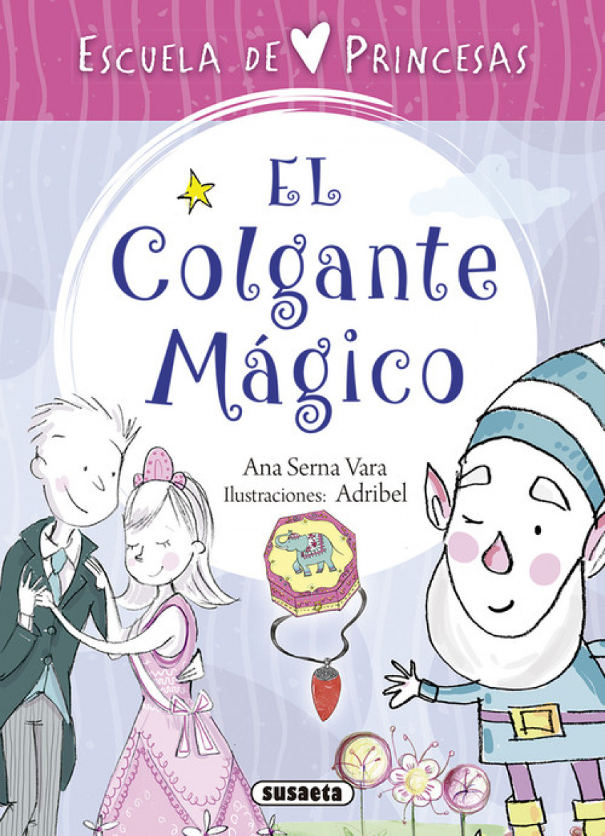 EL COLGANTE MÁGICO 9788467758306