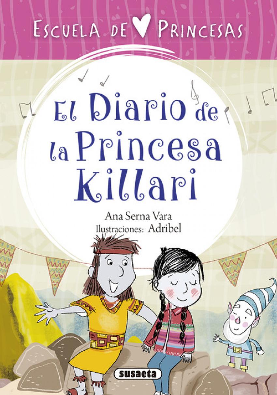EL DIARIO DE LA PRINCESA KILLARI 9788467758351