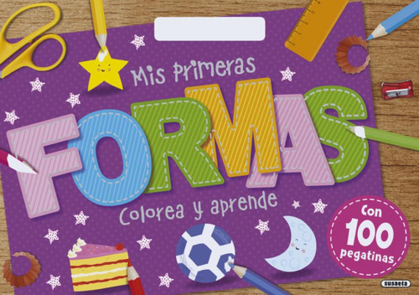 MIS PRIMERAS FORMAS 9788467758610