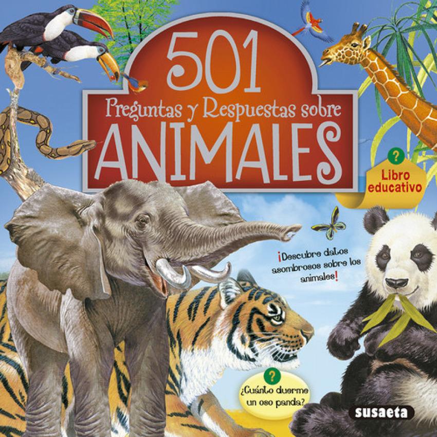 ANIMALES 9788467758627