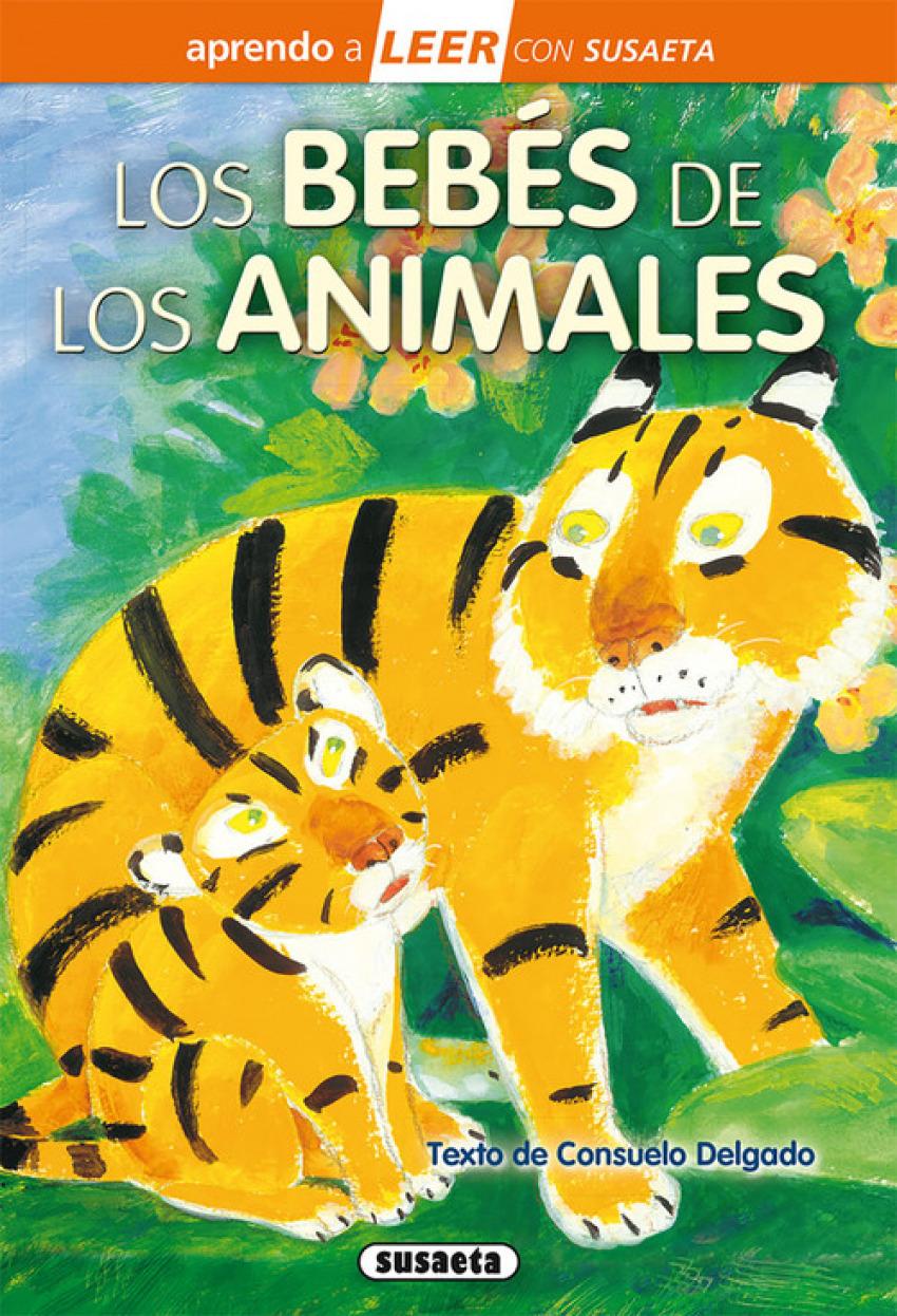 LOS BEBÉS DE LOS ANIMALES 9788467758726