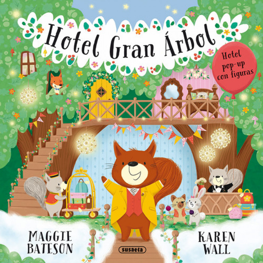 HOTEL GRAN ÁRBOL POP-UP 9788467758993
