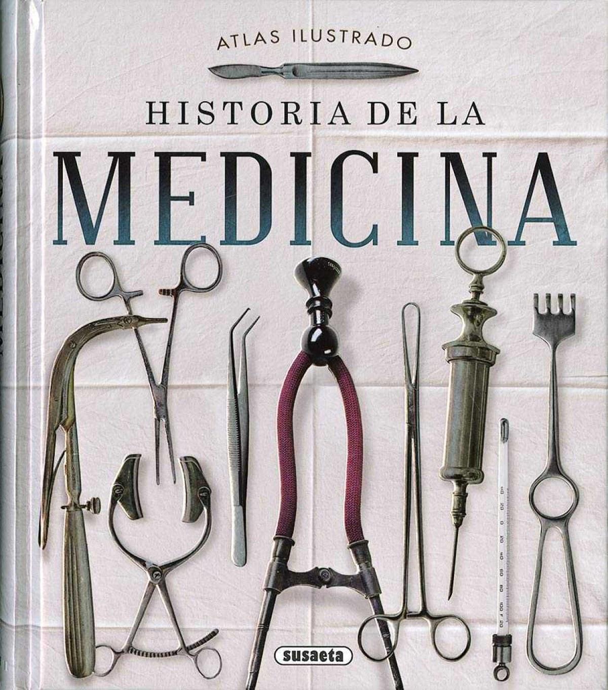 HISTORIA DE LA MEDICINA 9788467760477