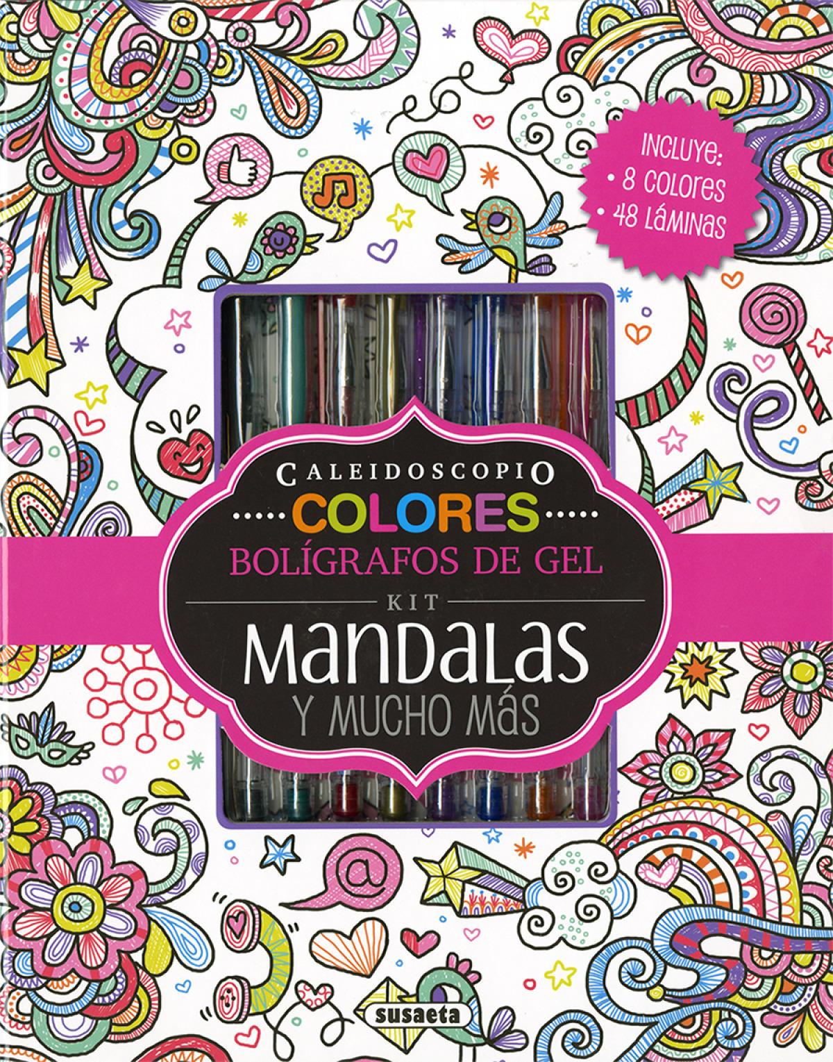 MANDALAS 9788467761092