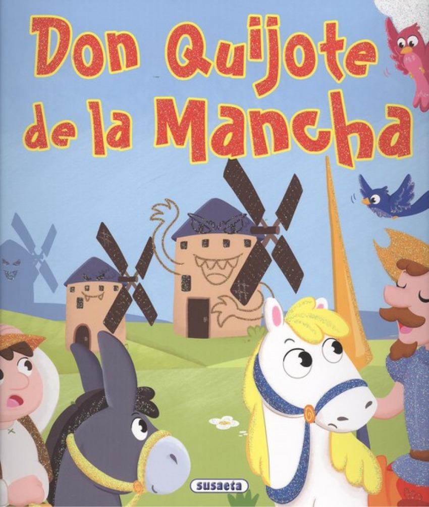 DON QUIJOTE DE LA MANCHA 9788467762815