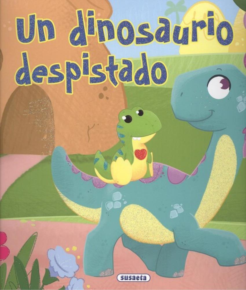 DINOSAURIO DESPISTADO 9788467762921