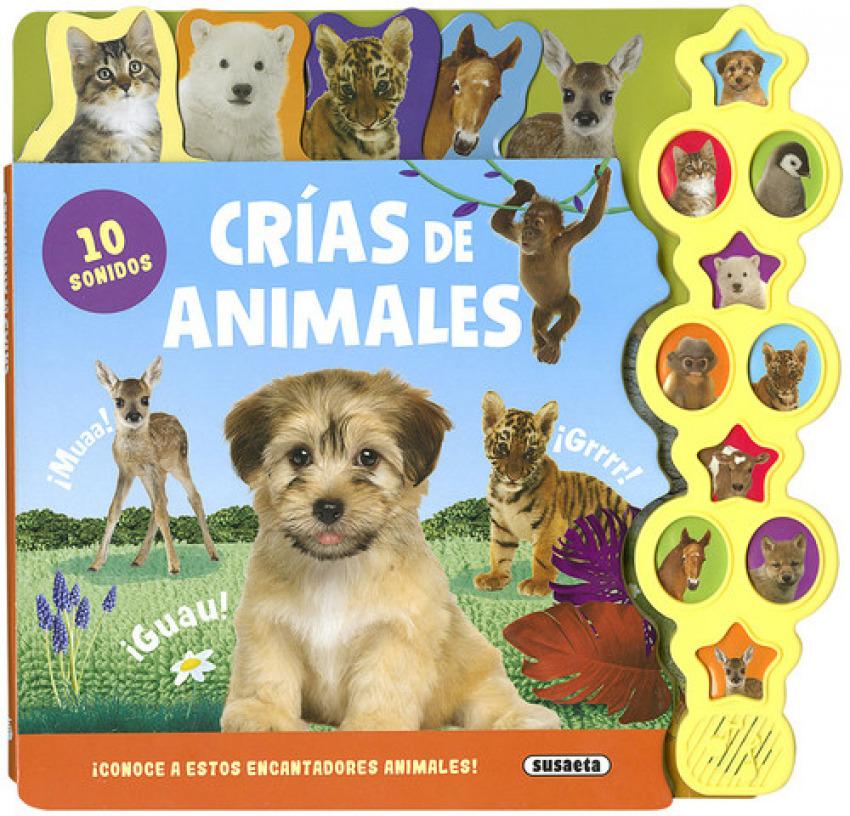 CRÍAS DE ANIMALES 9788467765656