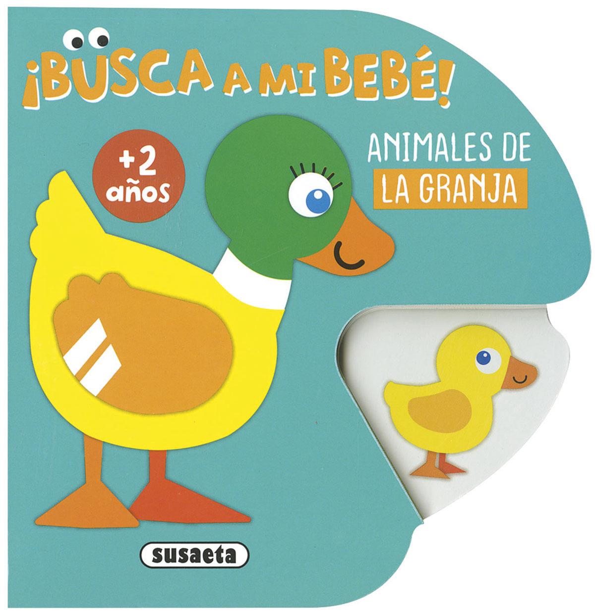 ANIMALES DE LA GRANJA 9788467765823