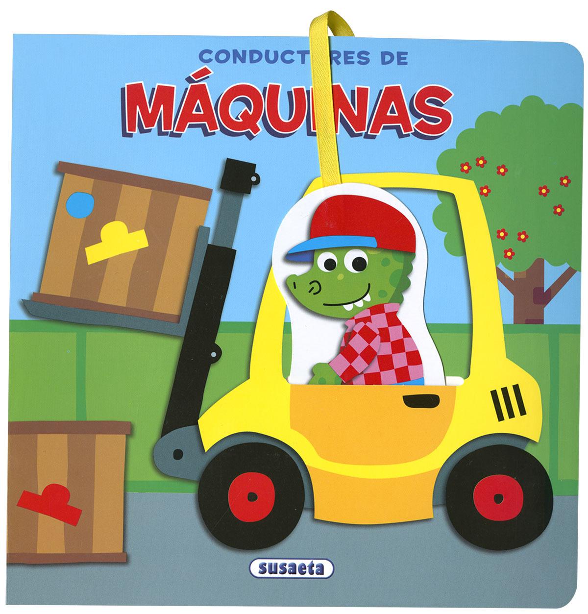 CONDUCTORES DE MÁQUINAS 9788467765878