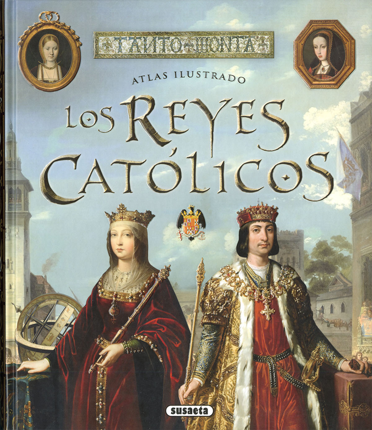 LOS REYES CATÓLICOS 9788467767377