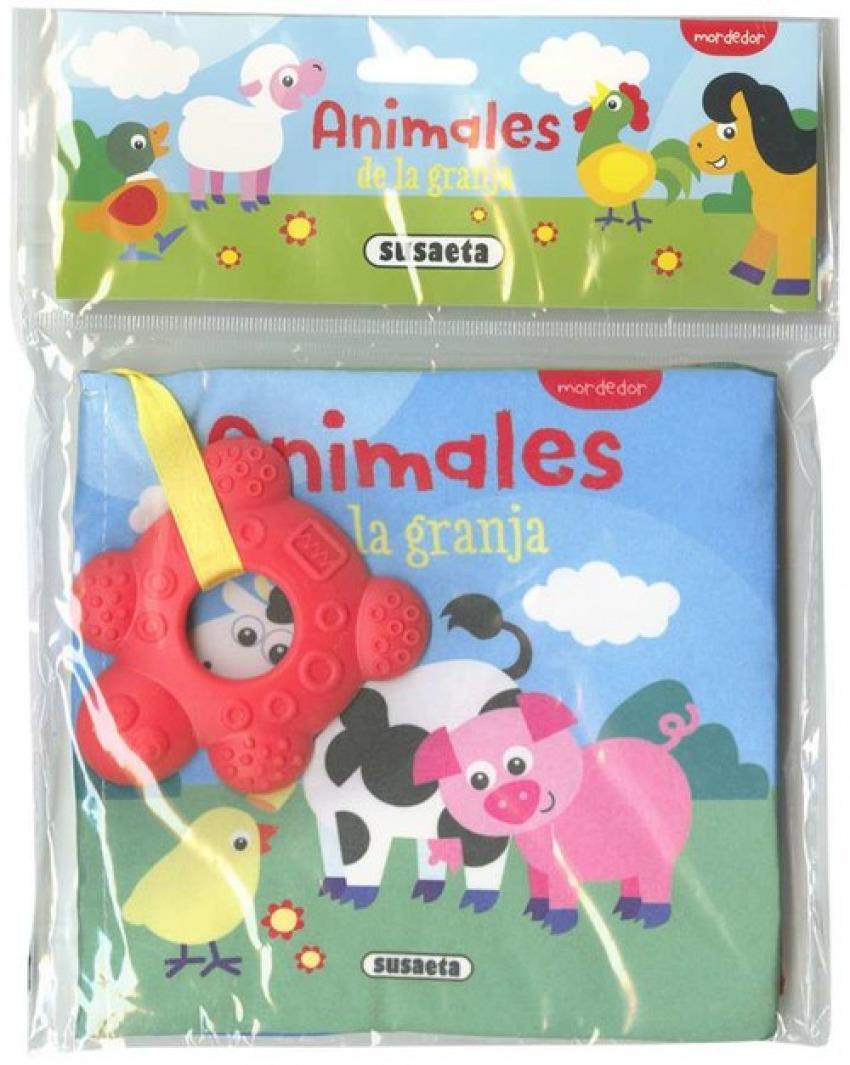 ANIMALES DE LA GRANJA 9788467768039