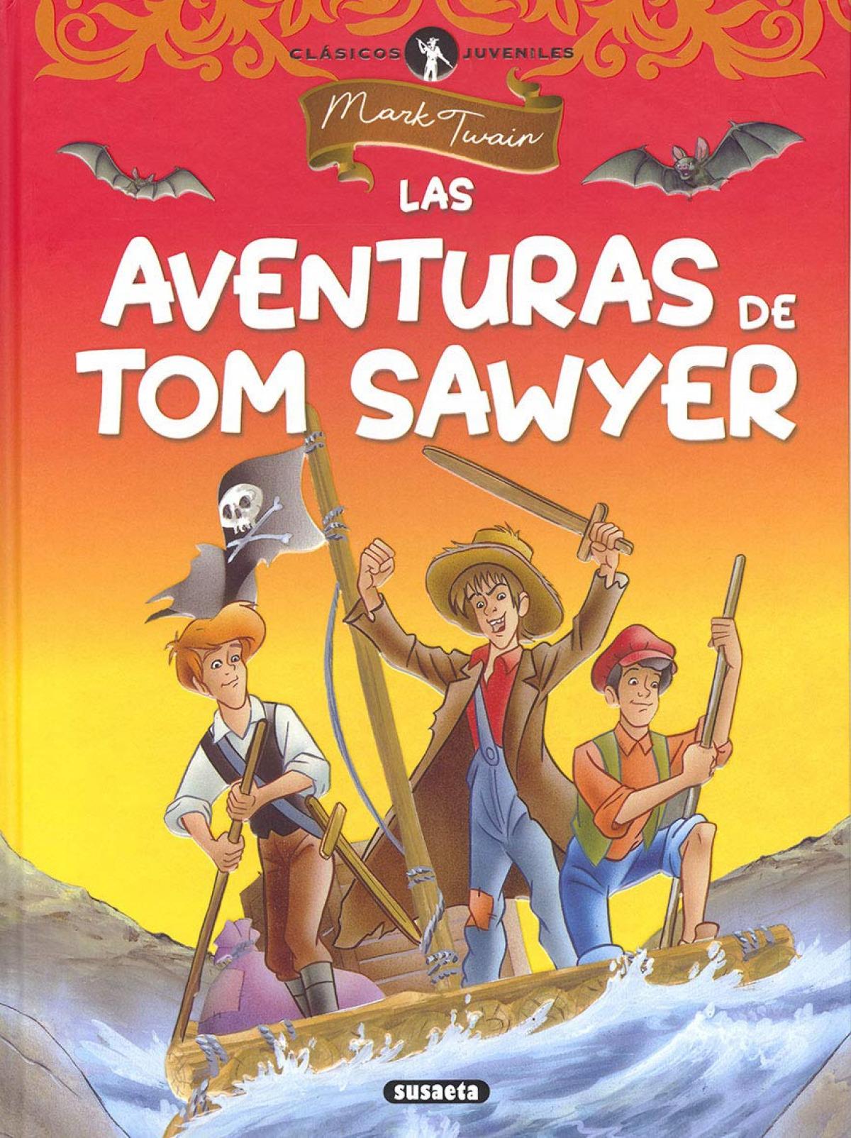 Las aventuras de Tom Sawyer 9788467768695