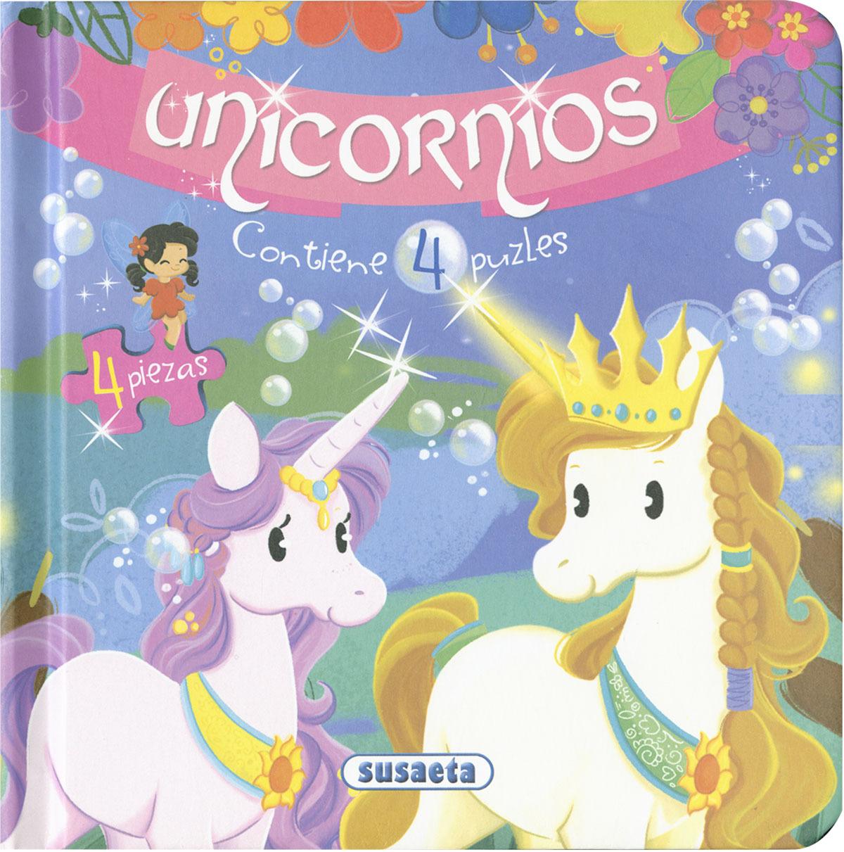 Unicornios 9788467769036