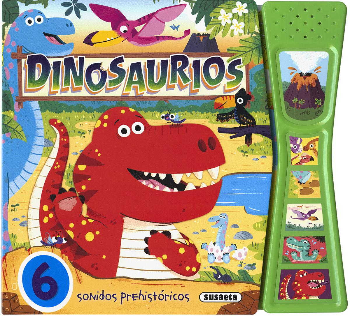 Dinosaurios 9788467769784