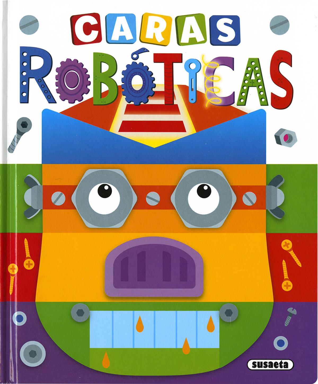 Caras robóticas 9788467770278