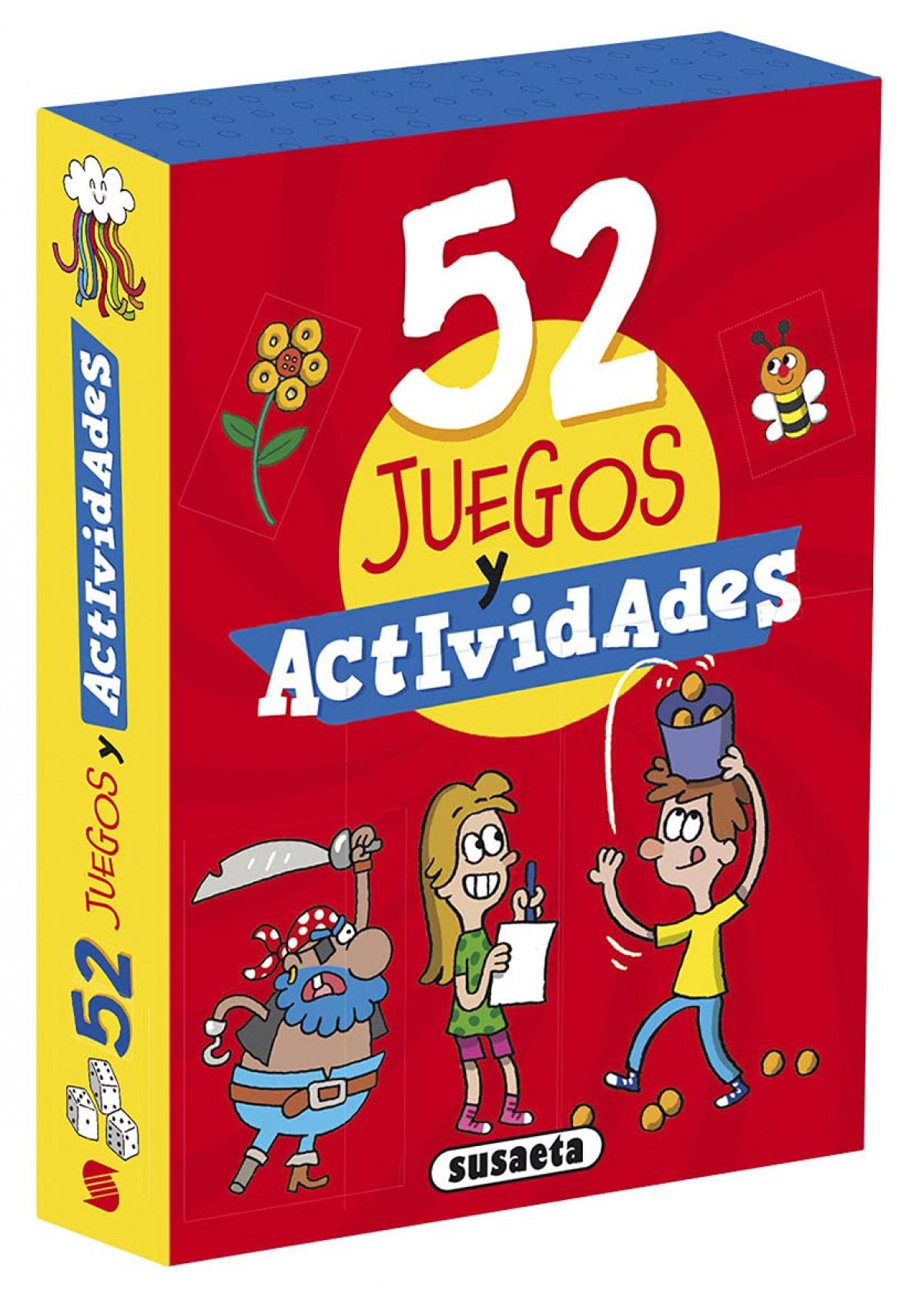 52 juegos y actividades 9788467770322