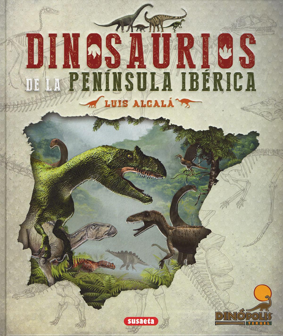 Dinosaurios de la península ibérica 9788467772012