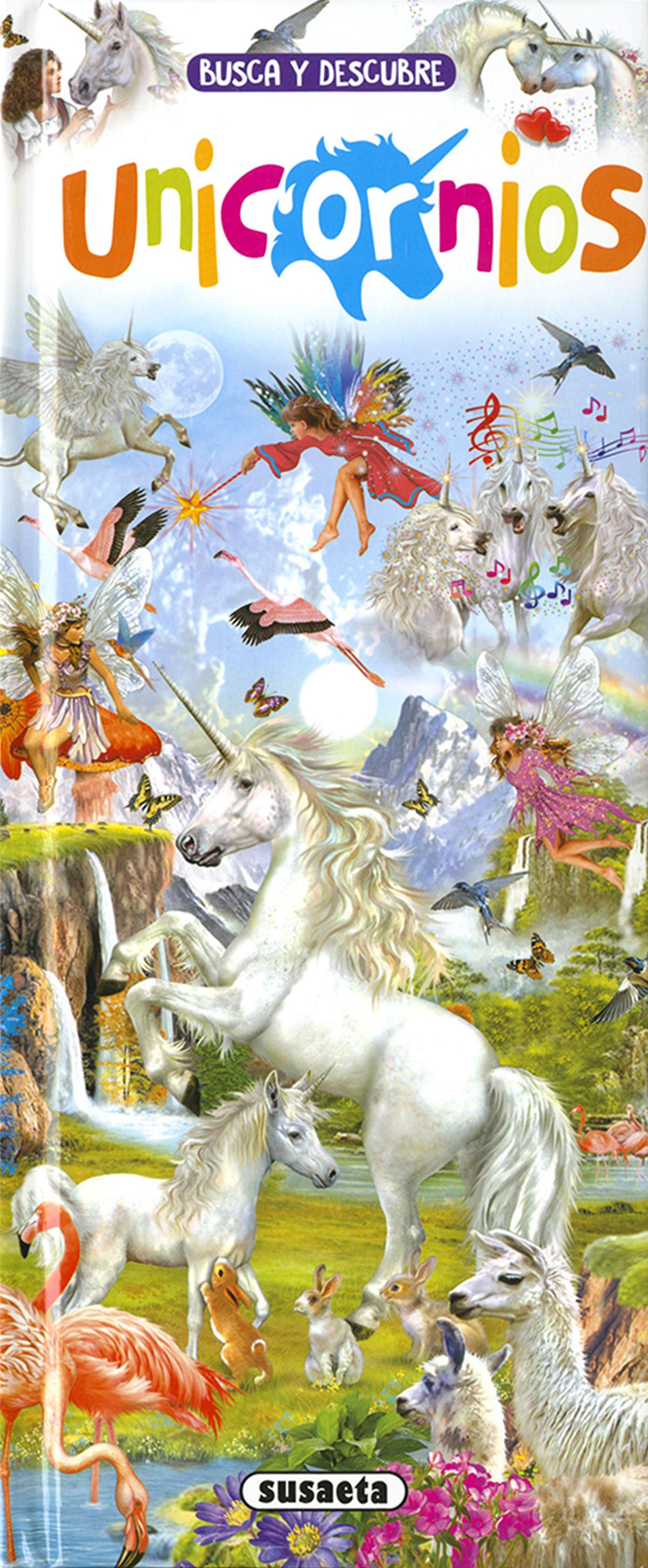 Busca y descubre Unicornios 9788467775457