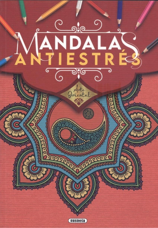 ARTE ORIENTAL (MANDALAS ANTIES 9788467782707