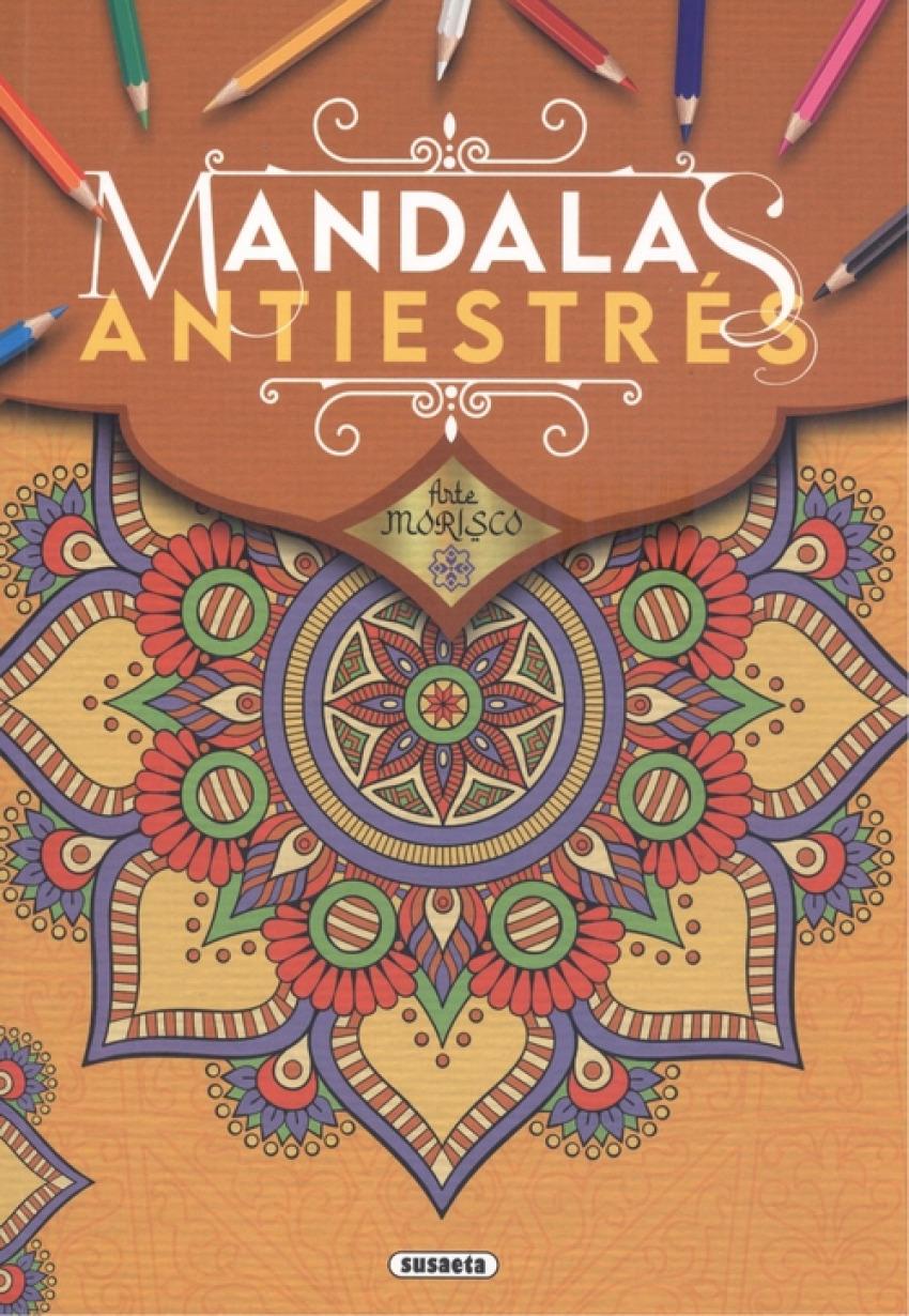 ARTE MORISCO (MANDALAS ANTIES 9788467782714