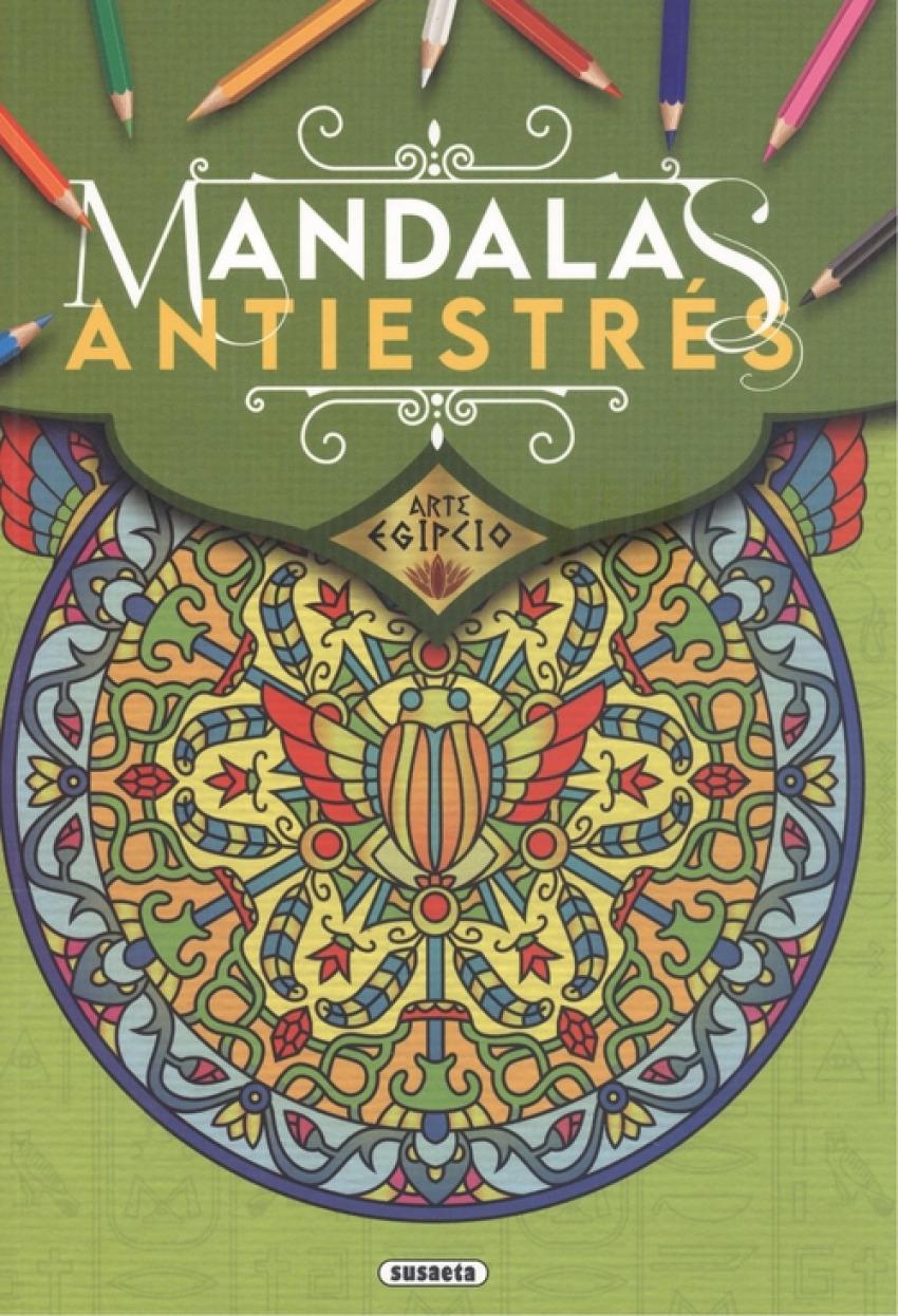 ARTE EGIPCIO (MANDALAS ANTIES 9788467782721
