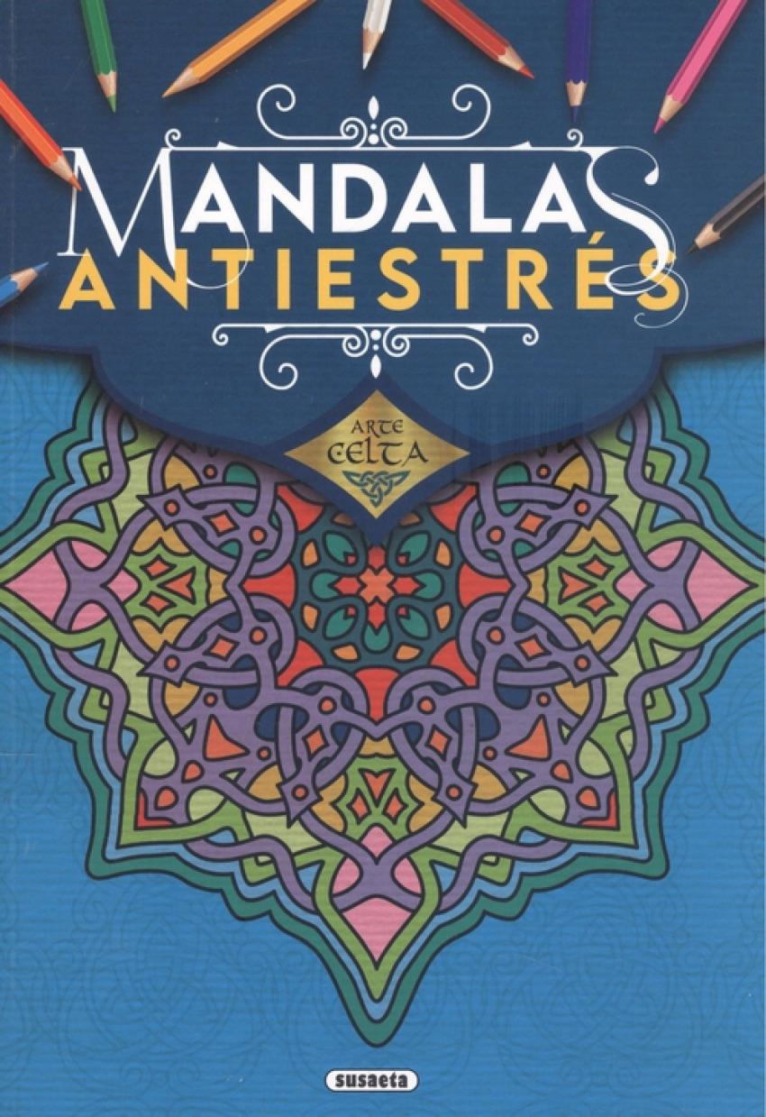 ARTE CELTA (MANDALAS ANTIES 9788467782738