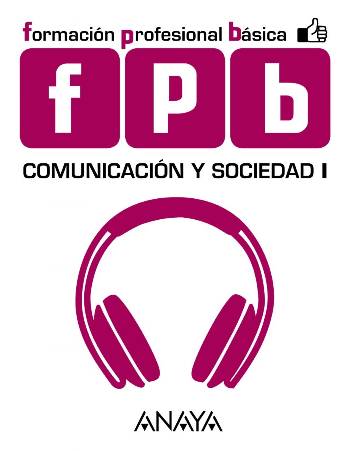 Comunicacion Y Sociedad 1.(Fpb.Form.Profesional Basica 9788467833553