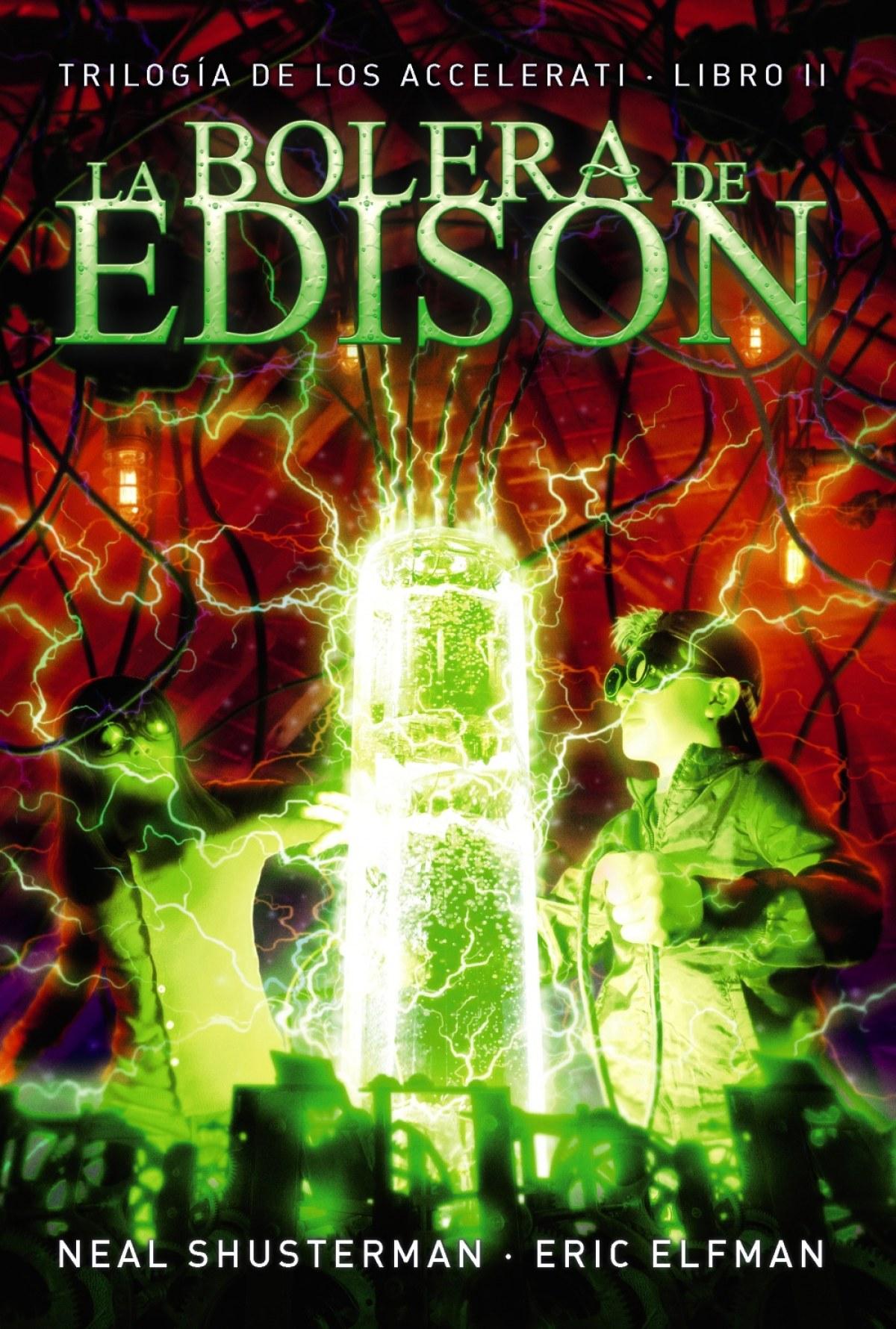 La bolera de Edison 9788467871692