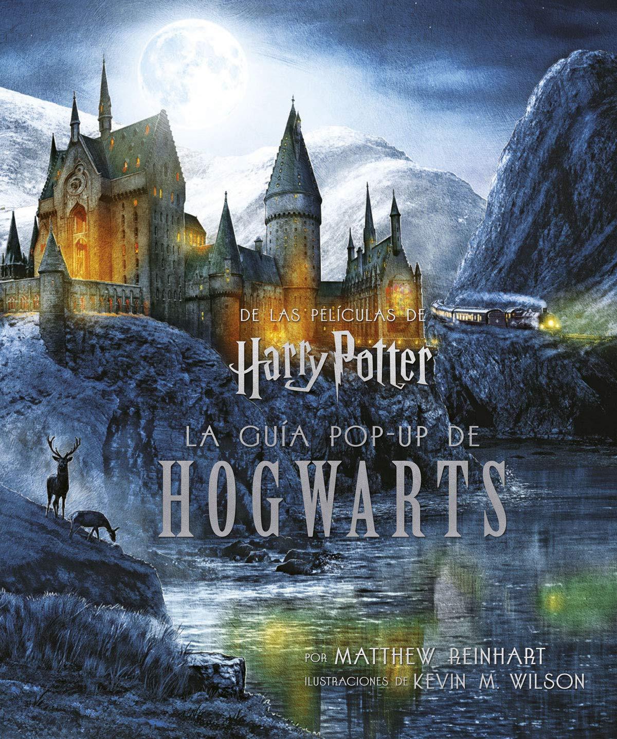 Interiores de Harry Potter: la gu¡a pop-up de hogwarts 9788467932973