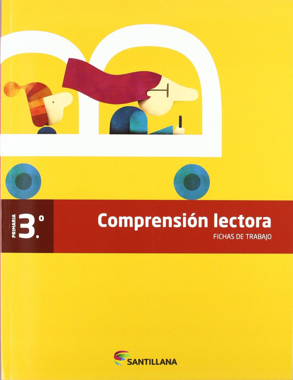 FICHAS COMPRENSION LECTORA 3o..PRIMARIA 9788468011981