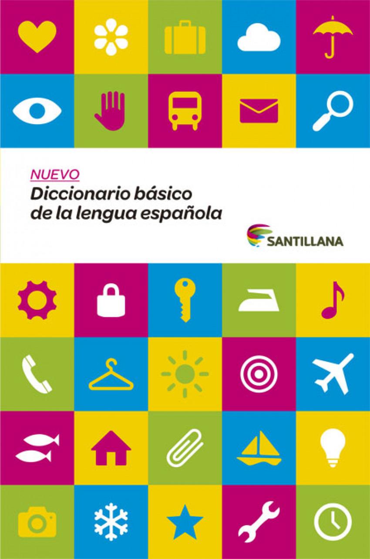 Diccionario básico de Lengua Española 9788468015835