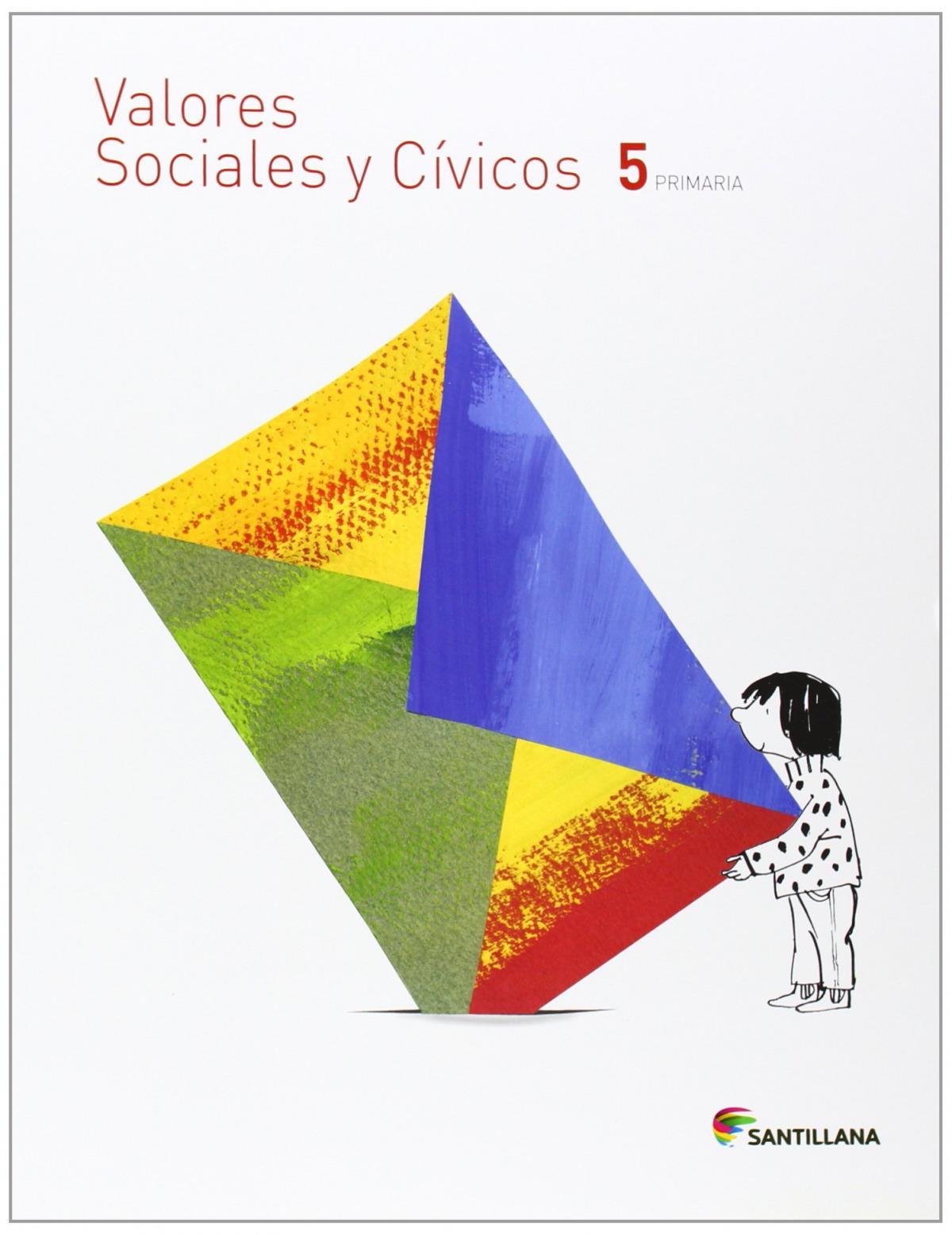 Valores sociales y civicos 5o.primaria 9788468017921