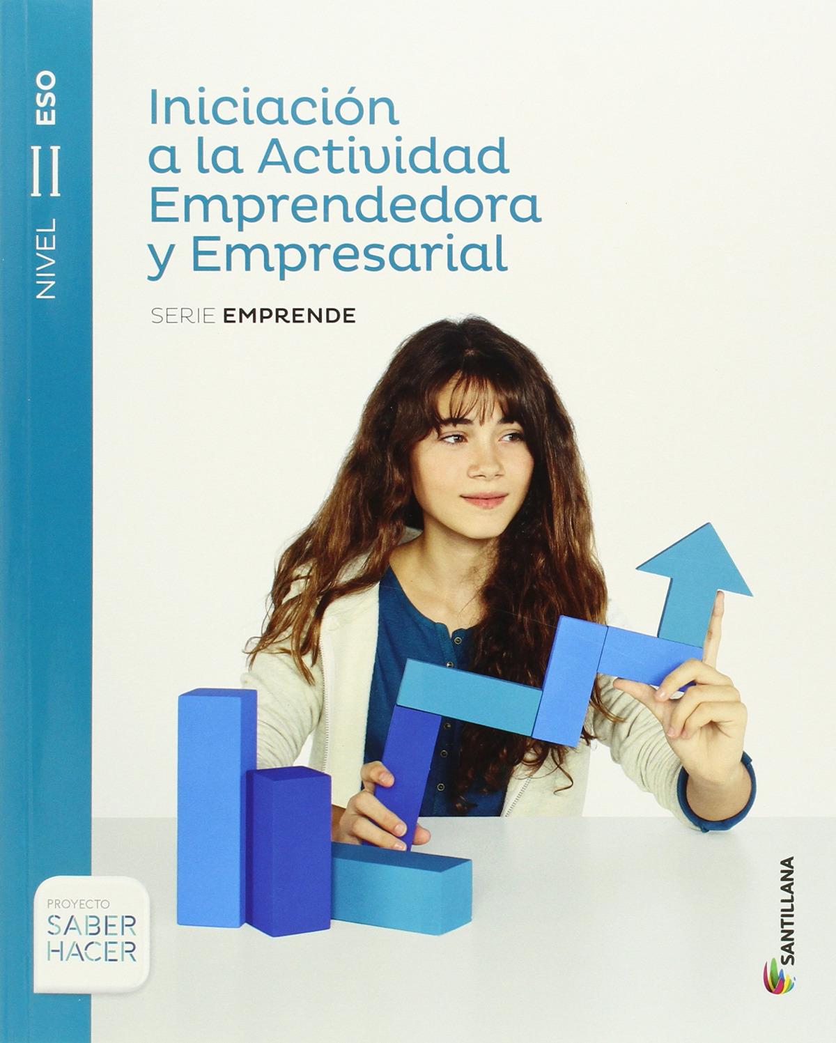 INICIACIÓN A LA ACTIVIDAD EMPRESARIAL II CAST 9788468018676