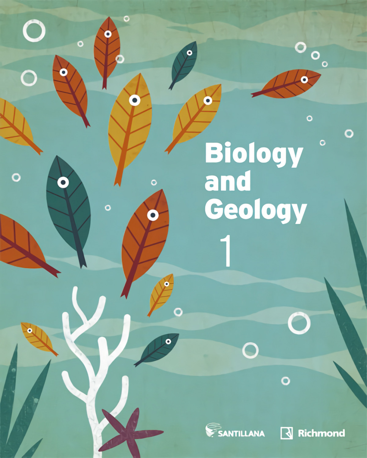 Biology and geology 1o.eso student 9788468019758