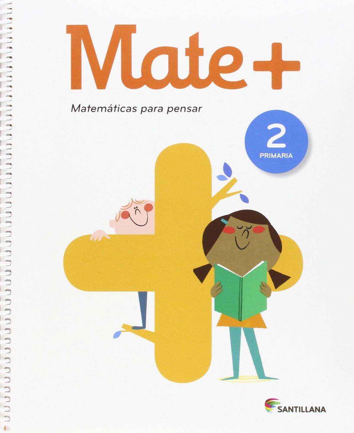 MATEMATICAS ALGORITMOS ABIERTOS 2 PRIMARIA SABER HACER SANTILLANA 9788468025452