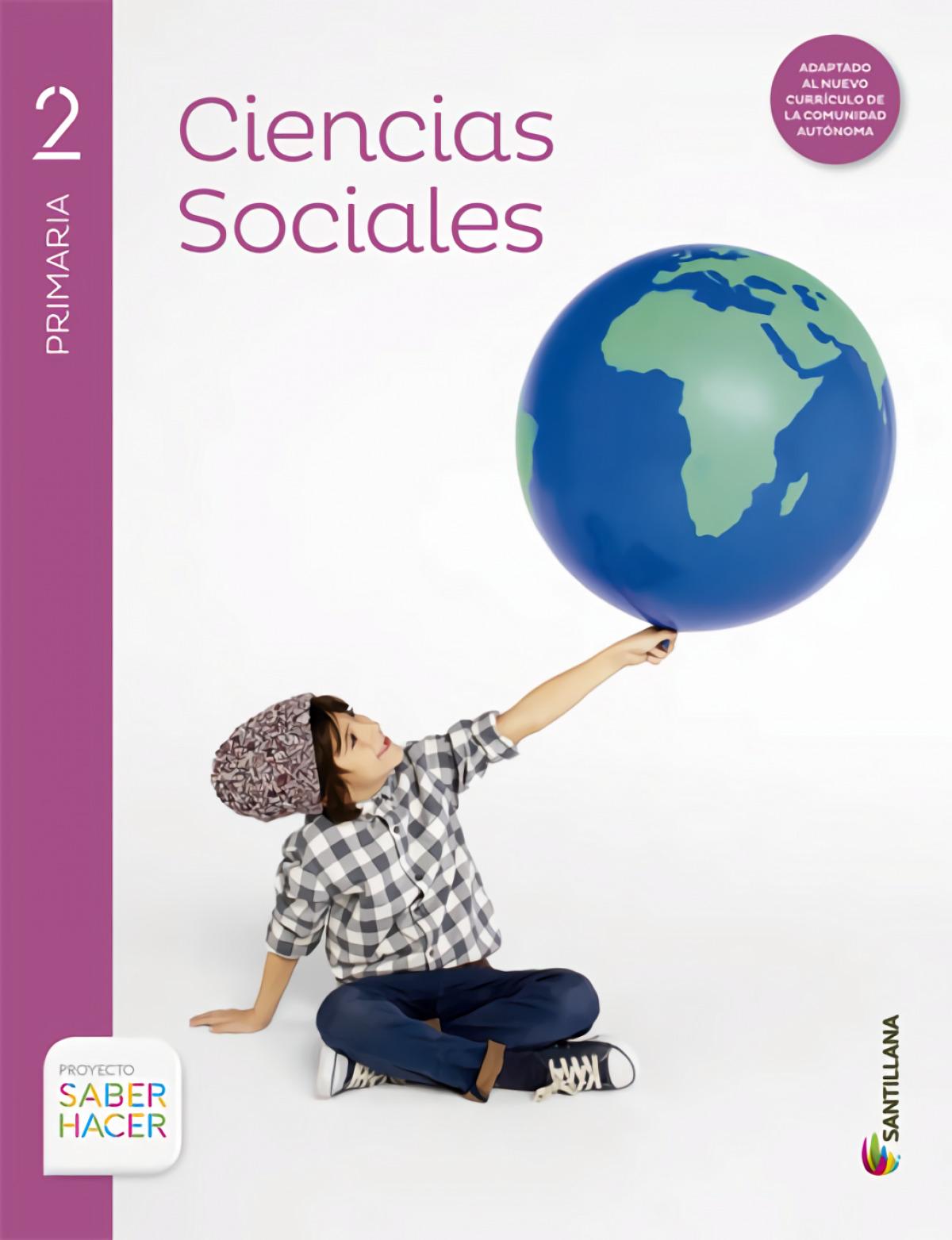 (15).CIENCIAS SOCIALES 2o.PRIM.(SABER HACER) 9788468028910